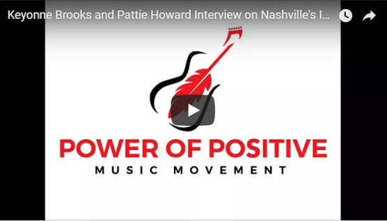 power of positive music movement radio interview
