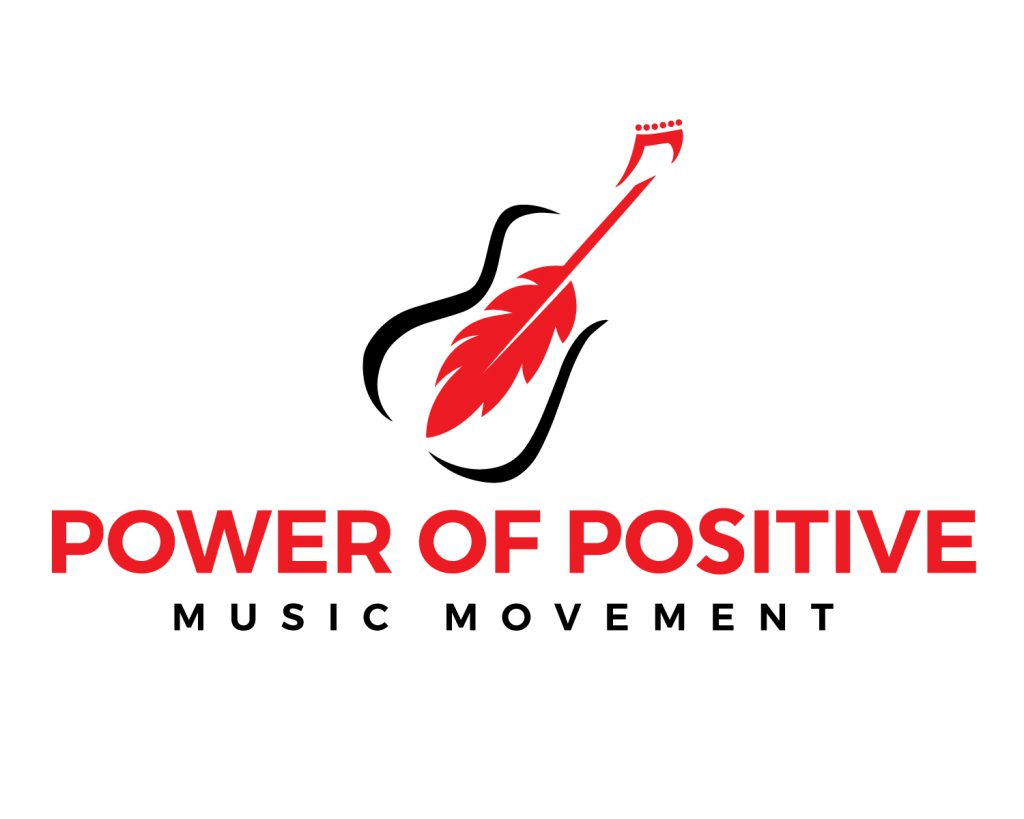 Power of Positive Music Movement Logo