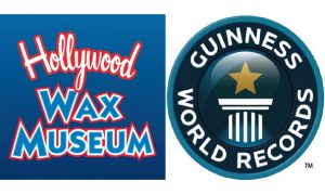 Hollywood Wax Museum and Guinness World Records Museum Sponsor Power of Positive Music Movement