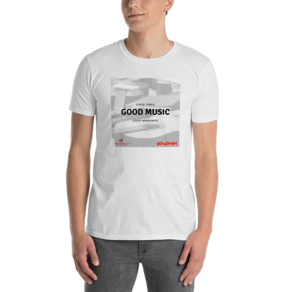 Power of Positive Music Movement - Good Music Shirt