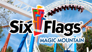 Six Flag Magic Mountain Sponsor Power of Positive Music Movement