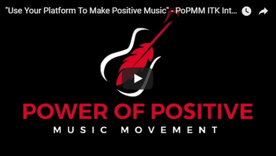 Power of Positive Music Movement Interview Nashville In The Know Radio