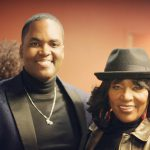 Keyonne Brooks and Grammy Award winner Sandra Crouch