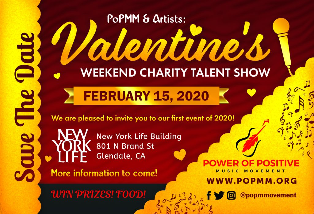 Power of Positive Music Movement and New York Life