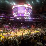 WNBA Los Angeles Sparks Power of Positive Music Movement - Sparks VS Lynx