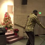 Power of Positive Music Movement Christmas Give Back at the Los Angeles Mission